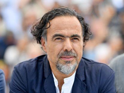 Alejandro González Iñárritu, durante la 72a edición del Festival de Cannes, en mayo de 2019.
