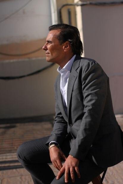 El detective Francisco Marco.
