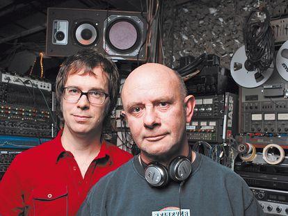 Nick Hornby y Ben Folds