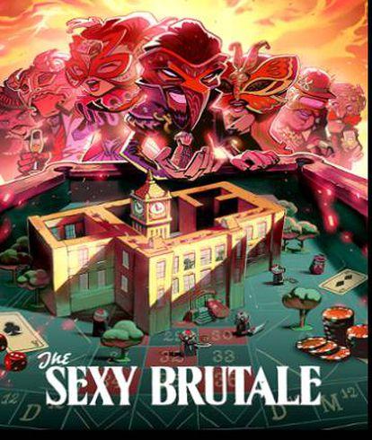 Póster del videojuego 'Sexy brutale'.
