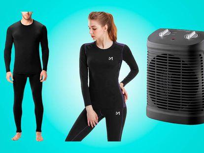 Desde ropa térmica hasta calefactores eléctricos: todo lo que necesitas para evitar el frío en la oficina.
