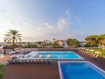 Hotel en Menorca de la hotelera norteamericana Apple Leisure Group, en una imagen cedida por la compañía.