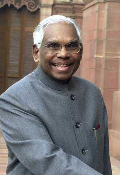 El ex presidente Kocheril Raman Narayanan.