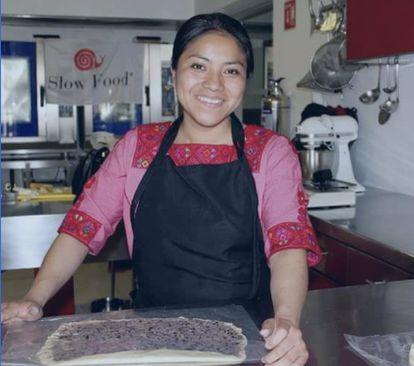 La mexicana Claudia Albertina Ruiz, chef del restaurante Kokonó.