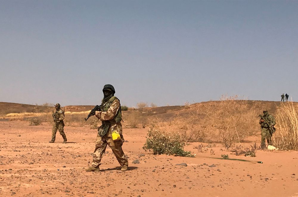 Secuestrados 10 trabajadores humanitarios en Níger
