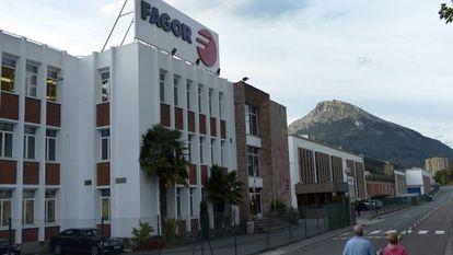 Instalaciones de Fagor en Mondragón.