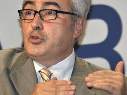 Josep Maria Matas, coordinador general de la Diputación de Barcelona.