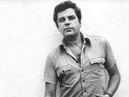 Juan Marsé en Tarragona en 1978. fotografiado por Jordi Socías