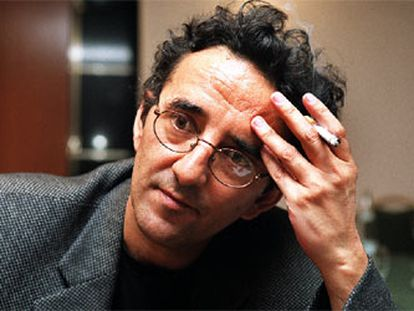 Roberto Bolaño, en una imagen de archivo de septiembre de 2001.