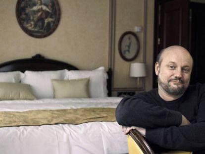 El cineasta y director de escena Juan Jose Campanella, en París en 2010.
