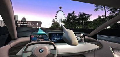 Los coches conectados deberán entender e interactuar con nuestro entorno.