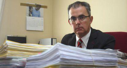 José Luis Jaudenes, fiscal de Extranjería de Algeciras.