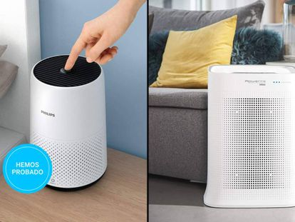 Seleccionamos cinco purificadores de primeras marcas para el hogar disponibles en varias plataformas.