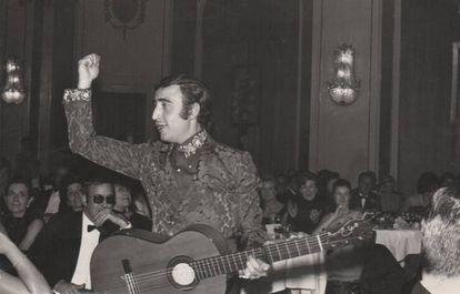 Imagen del documental 'Peret, yo soy la rumba'.