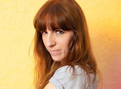 La cantautora vasca Miren Iza, que graba con el seudónimo Tulsa.