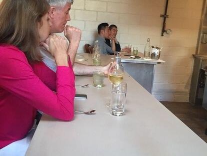 El sabor de las barras