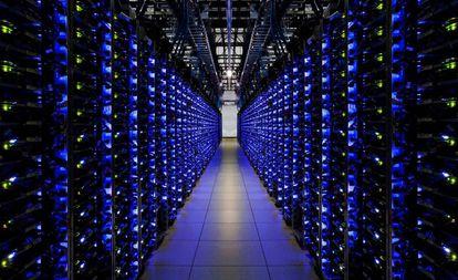 Centro de datos de Google.