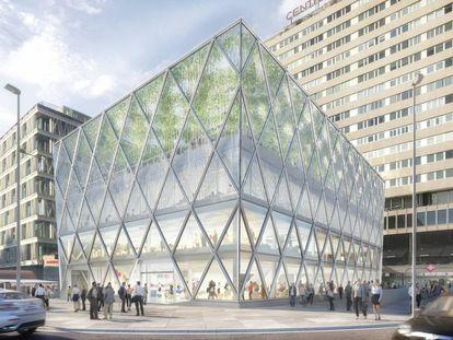 Del Axis de Foster en Madrid al 'falo' de Calatrava en Dubái: los 20 edificios que nos van a asombrar en 2020
