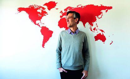 Adrián García-Aranyos, director de la filial española de la red de emprendedores Endeavor.