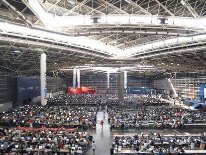 Imagen de Campus Party en Valencia