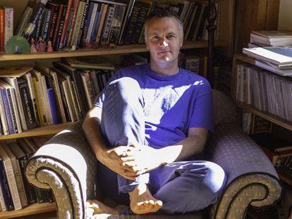 El músico Phil Elverum, en una imagen promocional.