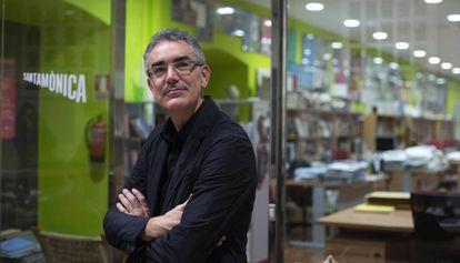 El director del Arts Santa Mònica Jaume Reus.