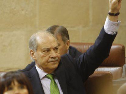 El delegado de la Zona Franca de Cádiz, Jorge Ramos (PP).