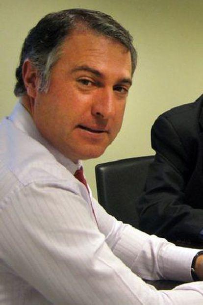 Juan José Morenilla, gerente de Emarsa.
