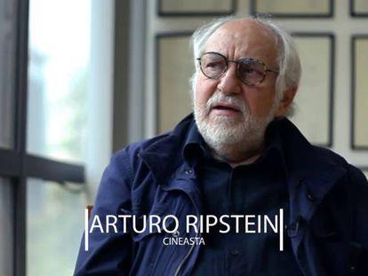 """Arturo Ripstein: """"Después de 50 años filmar es lo único que me da sentido"""""""