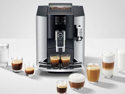 Las cafeteras automáticas Jura son conocidas mundialmente por sus excelentes prestaciones.