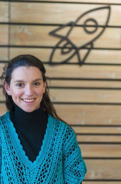 Ana Rivas, responsable del proyecto de ecodiseño Ecoimpact.