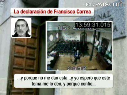 Correa ante el juez
