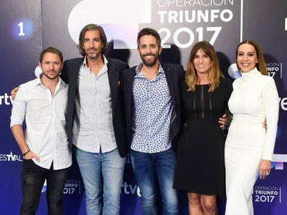 Operación Triunfo vuelve a TVE con un baño frío de nostalgia y un Risto de mentira