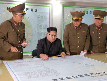 Pekín pide acabar con la escalada verbal que amenaza con reactivar la guerra en la península coreana