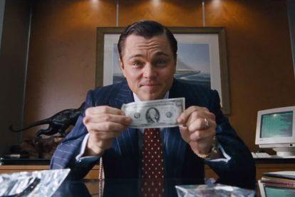 Leonardo DiCaprio, en 'El lobo de Wall Street'