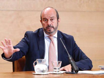Pedro Rollán, en una imagen de archivo.