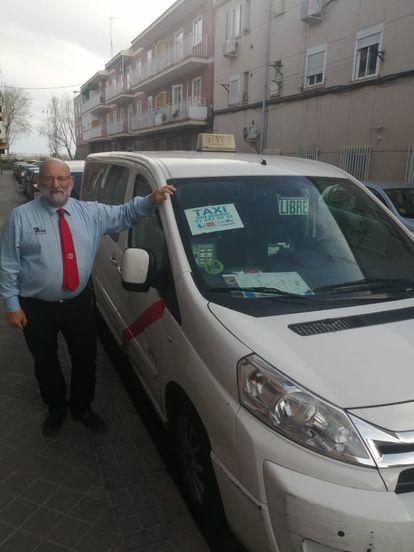 José Arnold, taxista.