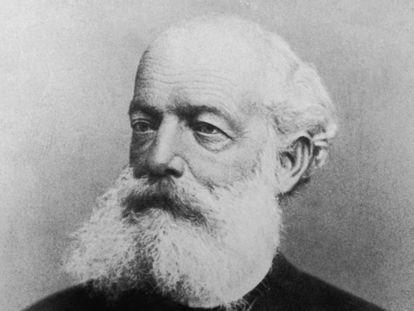 August Kekulé.