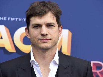 Ashton Kutcher, en Las Vegas (EE UU), en 2018.