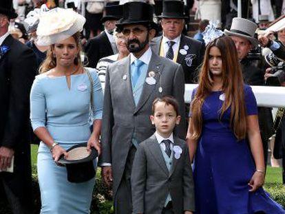Educada en el extranjero, la hija del rey Husein parece haber huido del emir de Dubái aunque el silencio rodea su desaparición