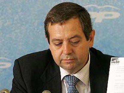 Miguel Osuna, en 2006.