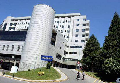 Hospital Universitario de Pontevedra.