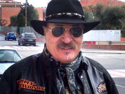 Álex Cuartero en una imagen de su perfil de una red social.