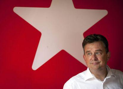 Emile Roemer, del Partido Socialista holandés.
