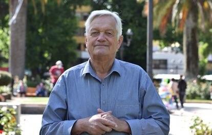 Heinrich von Baer, académico de la Universidad de la Frontera y presidente de la Fundación Chile Descentralizado.