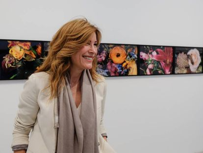 Susana Lloret, en Bombas Gens, en Valencia.