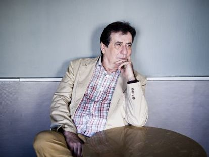 El escritor Luis Landero.