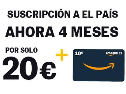 Descubre la suscripción a EL PAÍS con esta oferta especial de Otoño