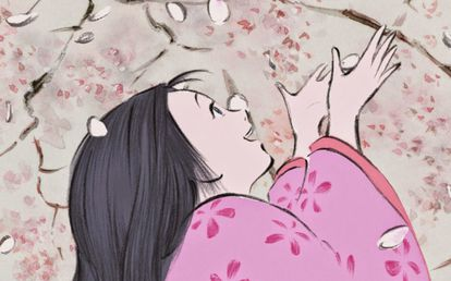 Fotograma de 'El cuento de la princesa Kaguya'.