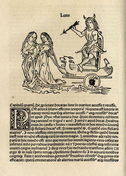 Con una exposición y la publicación de <i>Libros y bibliotecas. Tesoros del Ministerio de Defensa</i>, este departamento da a conocer extraordinarios libros como el <i>Albumasar</i>, de 1489, un incunable que trata de astronomía y en el que destacan los tipos góticos.